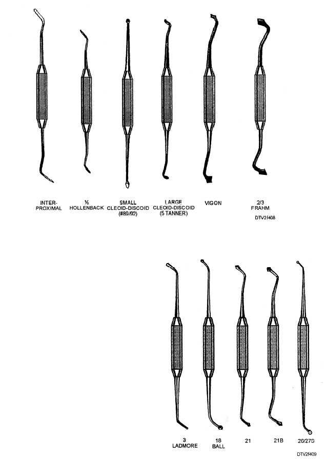 dental tool names - photo #10